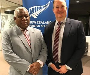 NZPBC meets The Honourable Rick Houenipwela