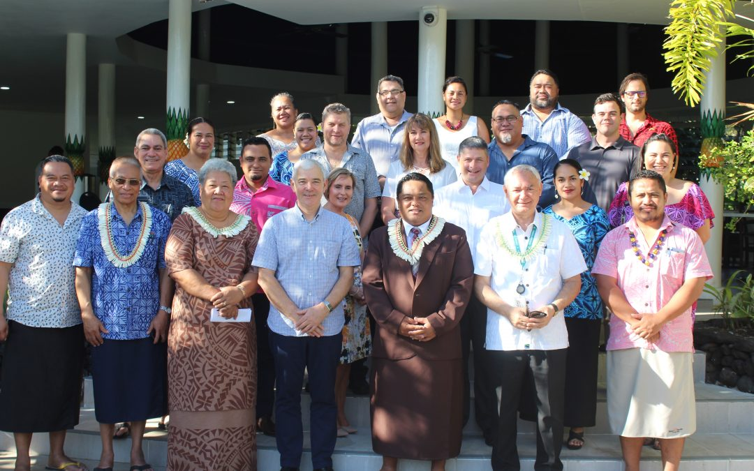 Samoa / American Samoa Business Mission Report